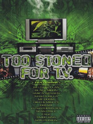 VARIOUS - Too Stoned For TV