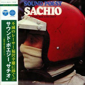 KEITARO MIHO & HIS GROUP - Sound Poesy Sachio