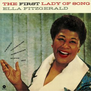 FITZGERALD, Ella - The First Lady Of Song (Collector's Edition) (remastered)