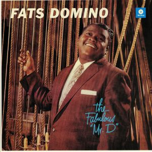 FATS DOMINO - The Fabulous Mr D