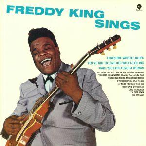 KING, Freddie - Freddy King Sings