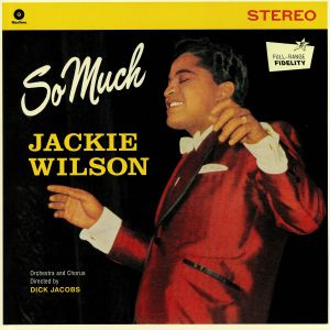 WILSON, Jackie - So Much