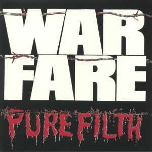 WARFARE - Pure Filth (reissue)