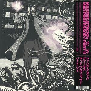 MASSIVE ATTACK vs MAD PROFESSOR - Massive Attack vs Mad Professor Part II (Mezzanine Remix Tapes '98)