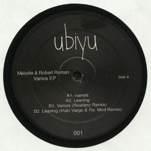MELODIE/ROBERT ROMAN - Vamos EP