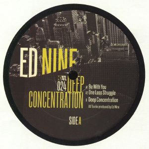 ED NINE - Deep Concentration EP