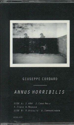 CORDARO, Giuseppe - Annus Horribilis
