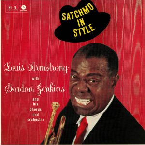 ARMSTRONG, Louis/GORDON JENKINS - Satchmo In Style (Collector's Edition) (remastered)