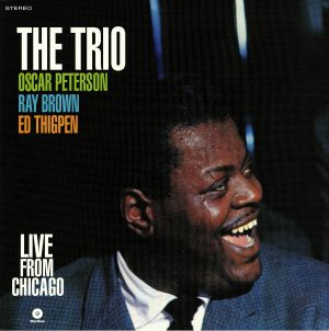 PETERSON, Oscar - The Trio: Live From Chicago