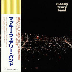 MACKY FEARY BAND - Macky Feary Band