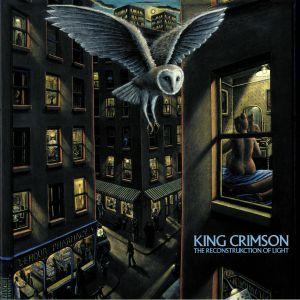 KING CRIMSON - The ReconstruKction Of Light (reissue)