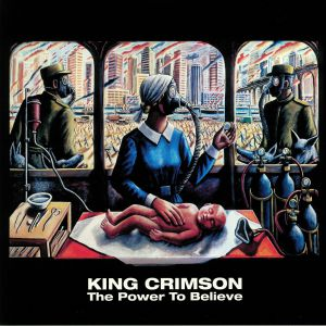 KING CRIMSON - The Power To Believe (reissue)