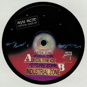 AYU ACID - Crystal Maze EP
