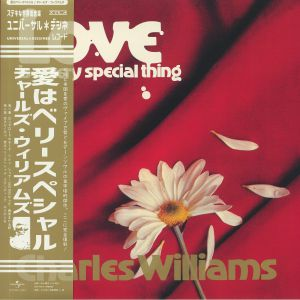 WILLIAMS, Charles - Love Is A Very Special Thing (reissue)
