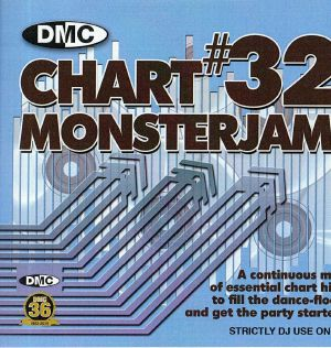 VARIOUS - DMC Chart Monsterjam #32 (Strictly DJ Only)