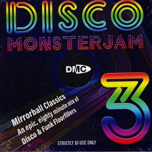 VARIOUS - Disco Monsterjam 3 (Strictly DJ Only)
