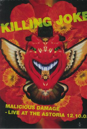 KILLING JOKE - Malicious Damage: Live At The Astoria 12 10 03