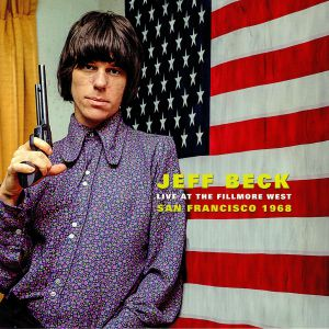 BECK, Jeff - Live At The Record Plant San Francisco 1968