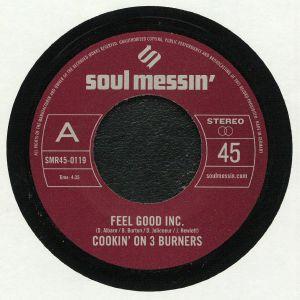 COOKIN' ON 3 BURNERS - Feel Good Inc