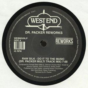 RAW SILK/BARBARA MASON/SHIRLEY LITES - Dr Packer Reworks