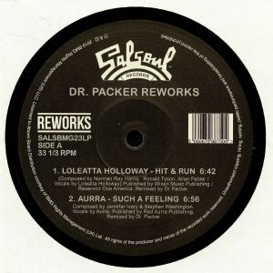 HOLLOWAY,  Loleatta/AURRA/THE SALSOUL ORCHESTRA/THE JAMMERS - Dr Packer Reworks