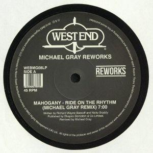 MAHOGANY/RAW SILK - Michael Gray Reworks