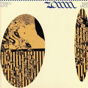 ZANN - Strange Ways/Inside Jungle