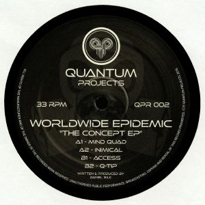 WORLDWIDE EPIDEMIC - The Concept EP
