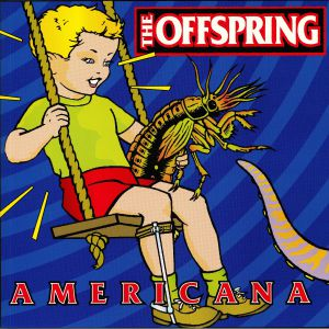 OFFSPRING, The - Americana (reissue)
