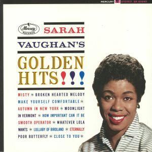 VAUGHAN, Sarah - Golden Hits