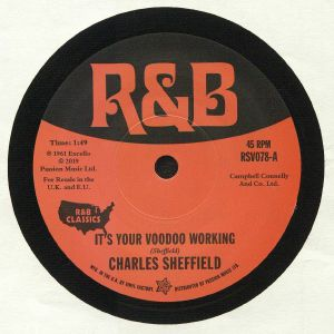 SHEFFIELD, Charles/PRINCE CONLEY - It's Your Voodoo Working (reissue)