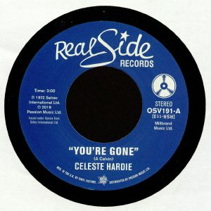 HARDIE, Celeste/SANDRA WRIGHT - You're Gone (reissue)