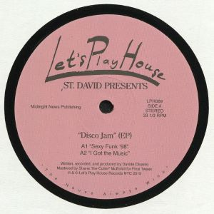 ST DAVID - Disco Jam