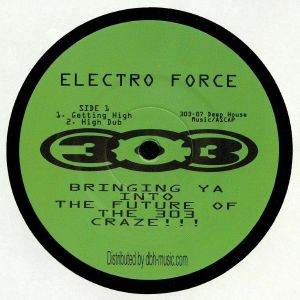 ELECTRO FORCE - Getting High (reissue)