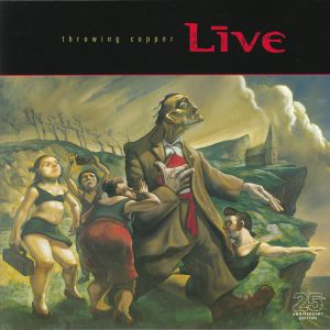 LIVE - Throwing Copper: 25th Anniversary