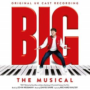 VARIOUS - Big The Musical: Original London Cast (Soundtrack)