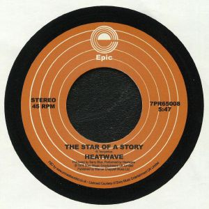 HEATWAVE - The Star Of A Story