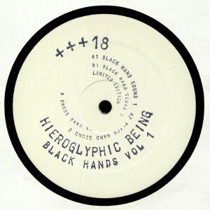 HIEROGLYPHIC BEING - Black Hands Vol 1
