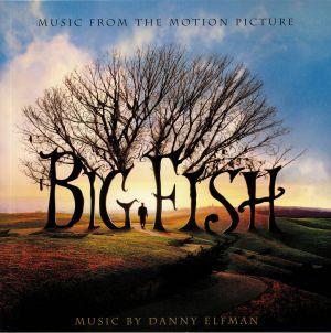 ELFMAN, Danny/VARIOUS - Big Fish (Soundtrack) (reissue)