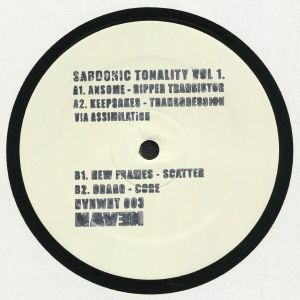 ANSOME/KEEPSAKES/NEW FRAMES/DRAAG - Sardonic Tonality Vol 1