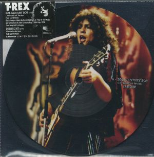 T REX - 20th Century Boy (Live Broadcast version)