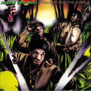 JUNGLE BROTHERS - Straight Out The Jungle (reissue)