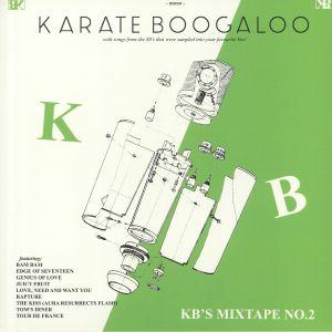 KARATE BOOGALOO - KB's Mixtape No 2