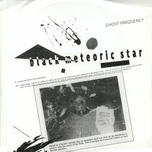 BLACK METEORIC STAR - Ghost Frequency