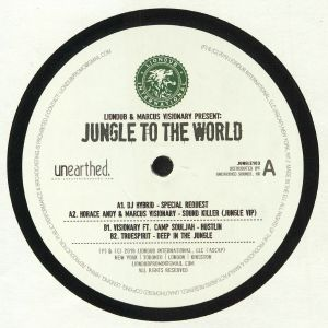DJ HYBRID/HORRACE ANDY/MARCUS VISIONARY/TRUESPIRIT - Liondub & Marcus Visionary Present: Jungle To The World 3