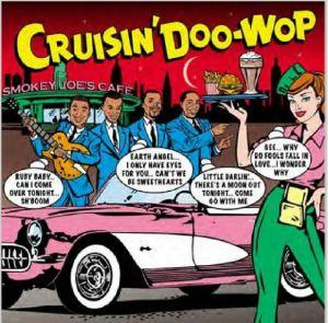 VARIOUS - Cruisin' Doo Wop