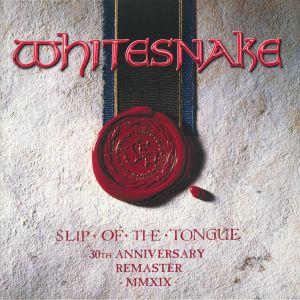 WHITESNAKE - Slip Of The Tongue (30th Anniversary Edition) (remastered)