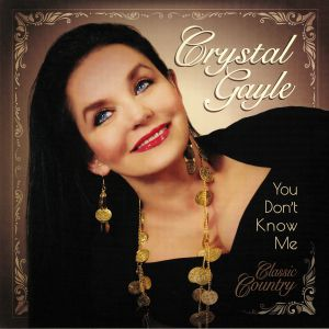 GAYLE, Crystal - You Don't Know Me