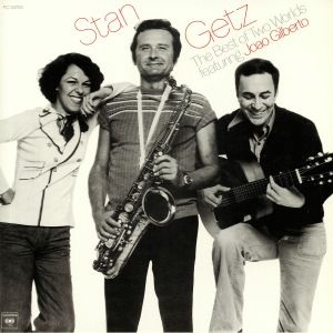 GETZ, Stan/JOAO GILBERTO - The Best Of Two Worlds