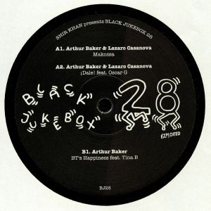 BAKER, Arthur/LAZARA CASANOVA - Shir Khan Presents Black Jukebox 28